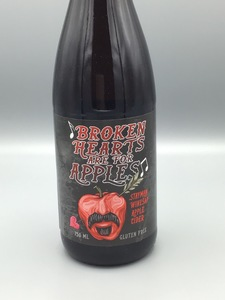**LOCAL** Arsenal Cider House -  Broken Hearts Are For Apples (25.4oz Bottle)